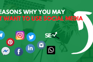 Why You May NOT WANT TO USE SOCIAL MEDIA